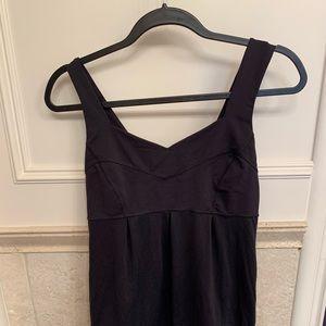 Lululemon top, black, size 6
